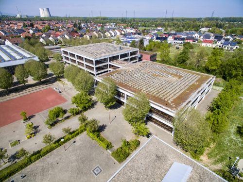 1 3 Millionen Euro Fur Flachdachsanierung Des Copernicus Gymnasiums